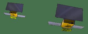 Marsmission werden CubeSats eingesetzt