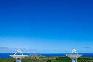 Der Startplatz von Rocket Lab liegt auf Neuseeland