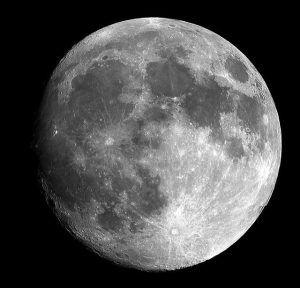 Der Mond wird zum Ziel von Privaten in 2022