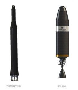 Vector-R Rakete