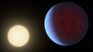 Exoplanet cancrie 55e