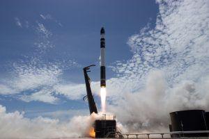 Der Start der Electron Rakete in Neuseeland